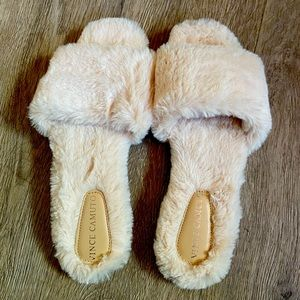 NWT Vince Camuto Slippers
